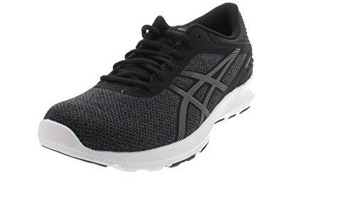 Asics T6h8n 9097, Zapatillas de Deporte para Mujer Varios colores (Black /         Carbon /         White)
