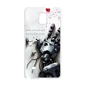 Creative Iron Man Hand Design Plastic Case Cover For Samsung Galaxy Note4