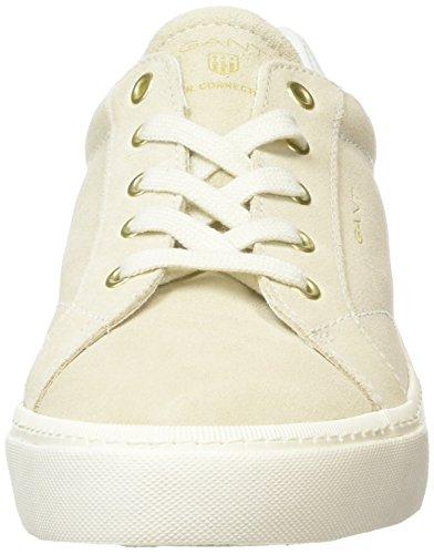 Gant Alice - Zapatillas Mujer Beige - Beige (putty cream beige G27)