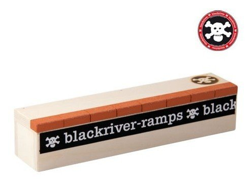 Fingerboard Ramp Rampe Black River Ramps Fingerboard Obstacle Brick Box