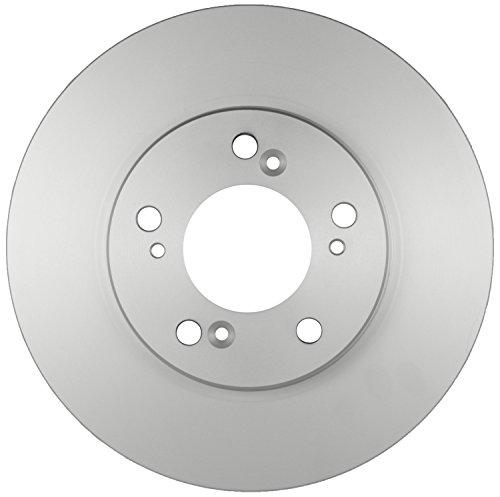 Bosch 26010735 QuietCast Premium Disc Brake Rotor For Acura: 1997-01 Integra, 1991-95 Legend, 1996-98 RL, 1996-98 TL; Honda: 1997-01 CR-V, 1995-98 Odyssey, 1997-01 Prelude; 1996-99 Isuzu Oasis, Front