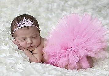 iKulilky Bebé Recién Nacido Fotografía Prop Disfraz Trajes Tutu ...