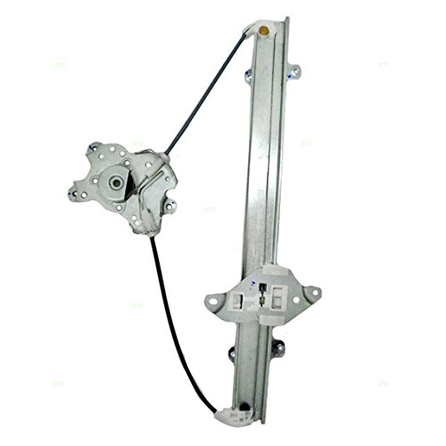 (Drivers Front Power Window Lift Regulator Replacement for Mitsubishi MR503991)