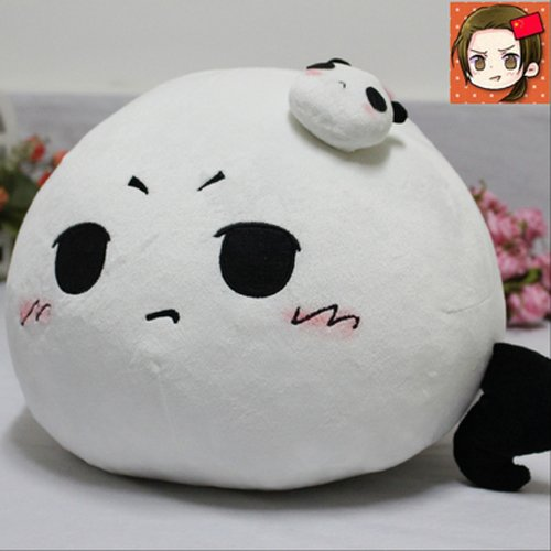 Fashion Color Anime Axis Powers Hetalia Plush Doll Stuffed Cushion Pillow for Cosplay (China) A-58625