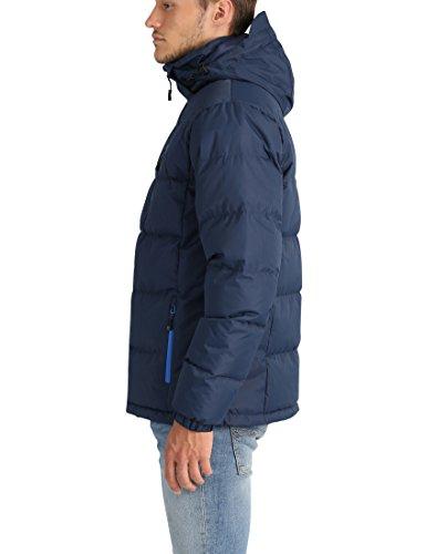 Marine D'hiver bleu Doudoune Pour Homme Bleu Ultrasport Bob FOqYAA