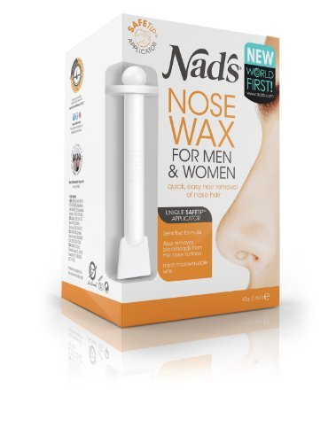 NAD's Nose Wax for Men & Women, 3.2 oz.