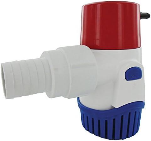 25SA-24 Rule 500GPH Electronic Sensing Bilge Pump 24V