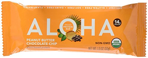 ALOHA Protein Peanut Chocolate Packaging product image