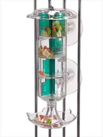 Creative Foraging Systems+E487 CFS Windmill Pet Feeder by Creative Foraging Systems+E487