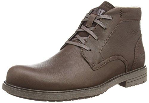 Cat Footwear BROCK - botas desert de cuero hombre marrón - Braun (MENS MULCH)