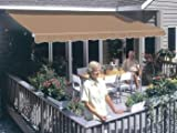 16FT SunSetter Taupe Motorized Awning offers
