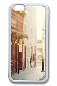City Sights 11 Slim Soft Cover Case For Sumsung Galaxy S4 I9500 Cover PC White Cases