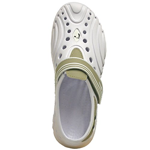 Hounds Womens Ultralite Shoes White With Tan IfXXycVZ