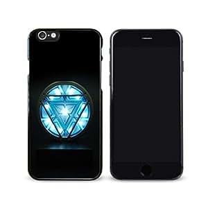 SuperHero Iron Man image Custom iPhone 6 Plus 5.5 Inch Individualized Hard Case wangjiang maoyi