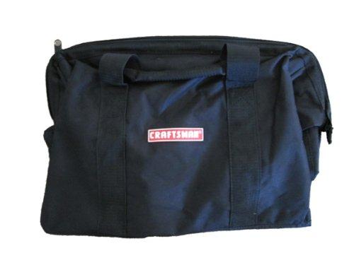 """Craftsman 20"""" Large Nylon Tool Bag"""