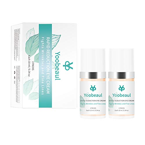 Rapid Reduction Eye Cream Under Eye Bags Treatment Fights Wrinkles And Fine Lines Reduces Appearance Of Dark Circles Instant Anti Wrinkle Anti Aging Eye Cream Instant Results Within 120 Seconds 2pcs Secret To Long Life