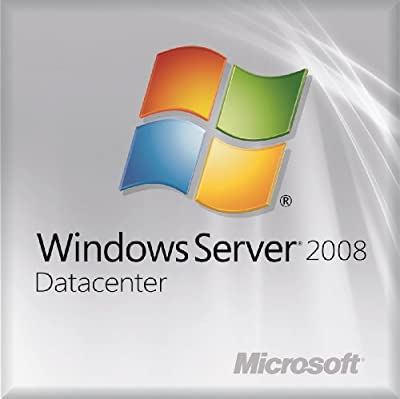 Microsoft Windows Server Datacenter 2008 R2 OEM (4 CPU) [Old Version]