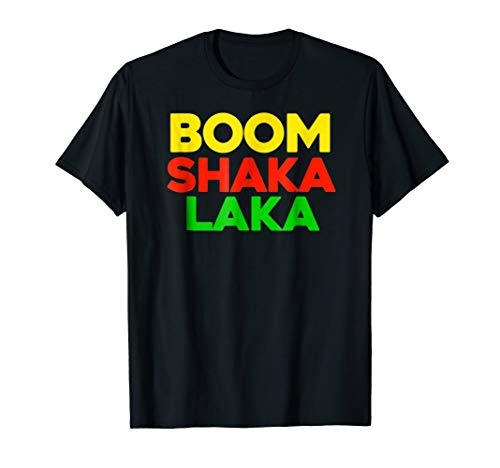 Boom Shaka Laka I Love Dance Disco Music Slam Dunk (Best Unknown Disco Musics)