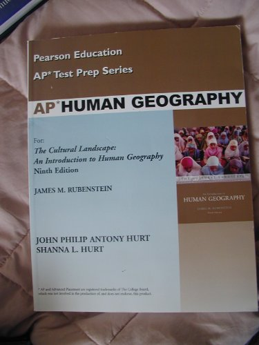 Pearson Education Test Prep Series: AP Human Geography