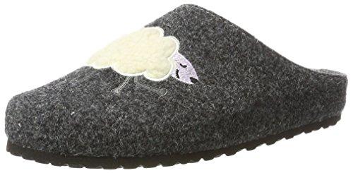 Grey Pantoufles 218 Gris 252 Dk Femme 522 Supersoft Gris xTwzqfZ