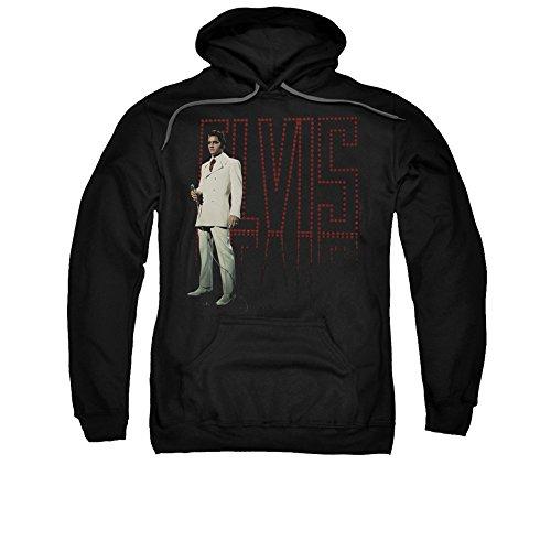 White Suit - Elvis Presley Adult Hoodie Fleece