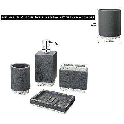 Allure Home Creations Bathroom Accessory Set