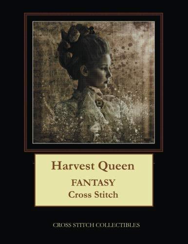 Harvest Queen: Fantasy Cross Stitch Pattern