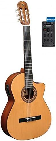 Admira (Juanita) Electrificada Cutaway (Pre-Amp: Fishman Classic III.) Guitarra clásica