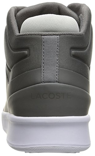 Lacoste Uomo Explorateur Mid Spt 316 1 Spm Fashion Sneaker Grigio Scuro