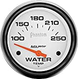 Auto Meter 5837 Electric Water Temperature Gauge