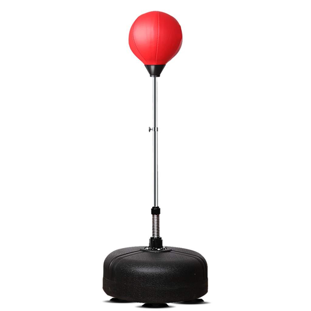 トレーニングバッグ ボクシングのスピードボール屋内フィットネス機器の反応ボールアダルトボクシングソリッドボールの家族の仮想機器の最高のギフト (Color : Red, Size : 50*50*120 cm) B07LF1611K Red 50*50*120 cm