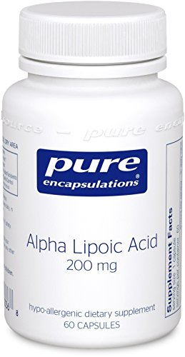 Pure Encapsulations Hypoallergenic Lipid Soluble Antioxidant product image