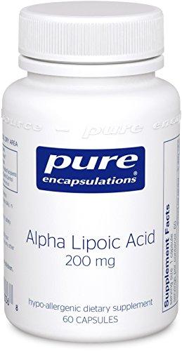 Pure Encapsulations Hypoallergenic Lipid Soluble Antioxidant