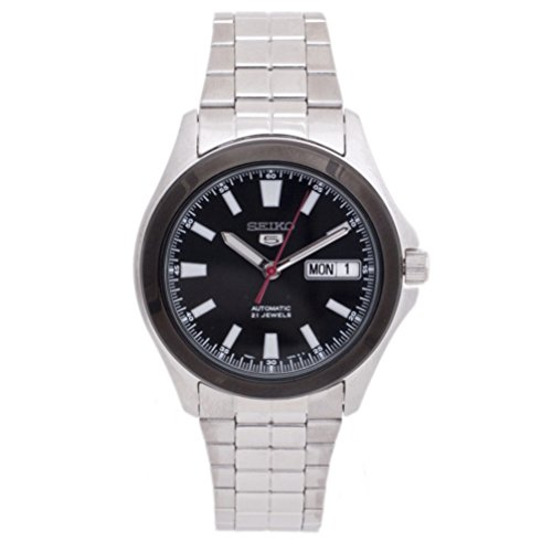 Seiko-Mens-SNKL11-5-Series-Black-Dial-Watch