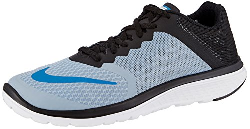 Photo Corsa Grey black Blue da Run Blue 3 Azul wht Scarpe Azul Nike Lite Uomo FS Blu gYTAA