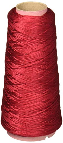 DMC: Cone Floss 5214-816 DMC 6-Strand Embroidery Cotton 100g Cone, Garnet