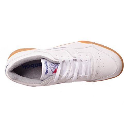 grey Pack white white royal grey reebok R12 Workout flat royal Gum reebok Reebok flat Plus xqwaAzn1I
