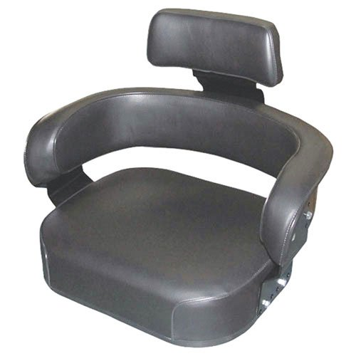 Seat Assembly Vinyl Black Case 730 1200 830 930 1090 1175 770 2470 1270 1031 2670 1470 1030 870 1370 1170 1070 970 A33319 by All States Ag Parts