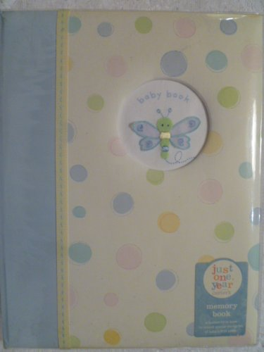 Memory Book - Carter's Just One Year - Baby Blue pdf epub
