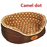 Size XL Big large size dog bed house sofa kennel soft fleece pet dog cat warm bed