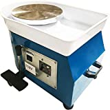 INTBUYING Electric Clay Pottery Wheel Machine Kit