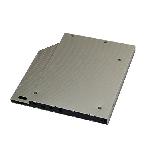 """Eiiox IDE 2nd Hard Disk Drive HDD Bay Caddy Adapter 2.5""""/12.7mm for Dell Latitude D600 D610 D620 D630"""