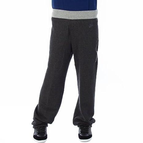 Nike Niñas podio Pants/Pantalón de chándal, niña, gris, S: Amazon ...