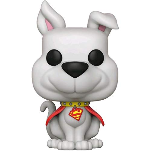 FunKo POP dc comics Superman Krypto vinilo figura de accion serie de especialidad exclusiva