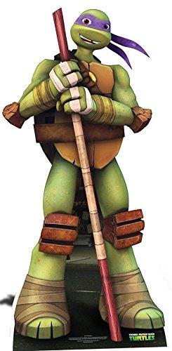 De cartón para el plato de Nickelodeon - Donatello de altura ...