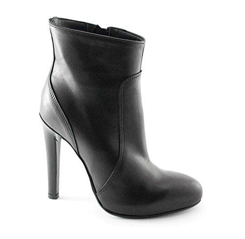 Femme Socket Madness Zip Talon Divine 420440 Nero Noires Bottes qqRfpw