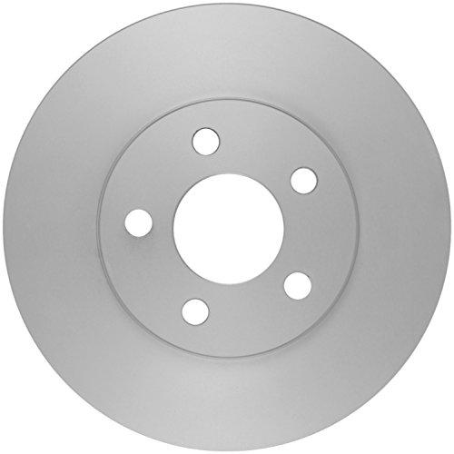 (Bosch 16010152 QuietCast Premium Disc Brake Rotor, Front)