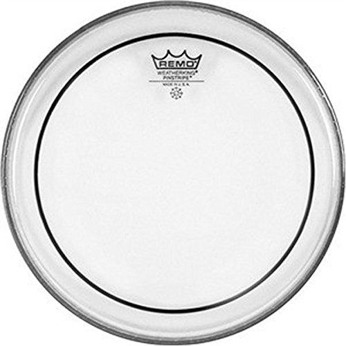 Remo Pinstripe Clear Drum Head - 8 Inch