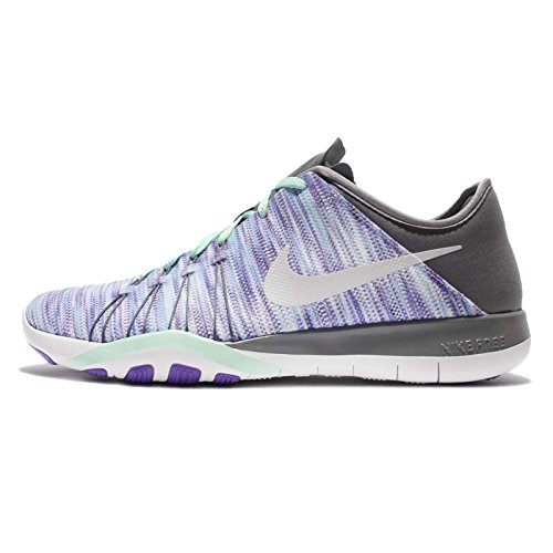 Nike Women's Wmns Free 6 TR 6 Free AMP, HYPER GRAPE/WHITE-COOL GREY, 9.5 US B01LEIDLRU Shoes e6a648