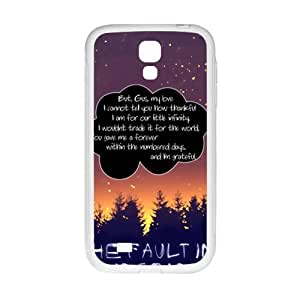 Happy The Fault In Our Star Cell Phone Case for Samsung Galaxy S4